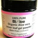 BiAloe® Pure Powder 10 g jar (40 servings)